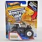 Hot Wheels HW Monster Jam Maximum Destruction Silver Mattel 1:64