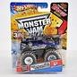 Hot Wheels HW Monster Jam Bounty Hunter Blue Hot Wheels 1:64