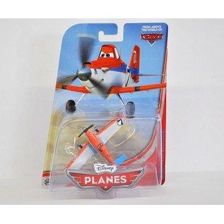 Hot Wheels Disney Planes Racing Dusty Crophopper Mattel