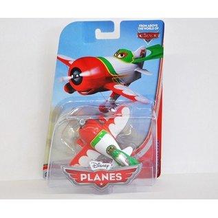 Hot Wheels Disney Planes El Chupacabra Mattel