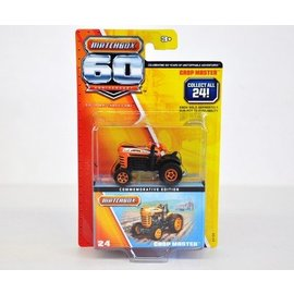 Hot Wheels Crop Master Matchbox 1:64 Diecast