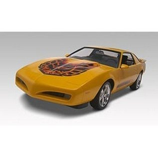 Revell-Monogram RMX 1991 Pontiac Firebird 2 'n 1 - RMX - 1:24 Scale Plastic Model Kit