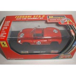 Revell-Monogram RMX Ferrari 275P No. 22 - RMX 1:32 Scale Slot Car Kit