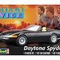 Revell-Monogram RMX Miami Vice Daytona Spyder Revell 1:24 Plastic Kit