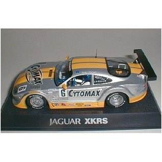 Scalextric Jaguar XKRS Trans Am #6 - Scalextric 1:32 Scale Slot Car