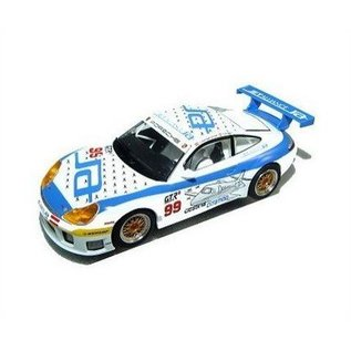 Scalextric Porsche 911 GT3 #99 - Scalextric - 1:32 Scale Slot Car