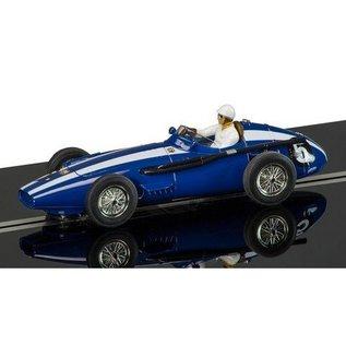 Scalextric Maserati 250F Silverstone 1958 Carroll Shelby #5 Scalextric 1:32 Slot Car