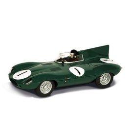 Scalextric Jaguar D Type Dundrod 1955 Hawthorn Titterington Scalextric 1:32