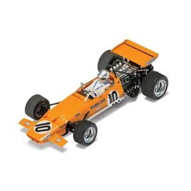 Scalextric 1969 McLaren M7c #10 Bruce McLaren Scalextric 1:32 Slot Car