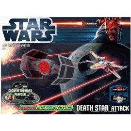Scalextric Star Wars Death Star Attack Micro Set Scalextric 1:64
