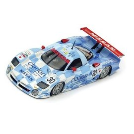 Slot It Nissan R390 GT1 Le Mans 1998 #30 Slot It 1:32 Slot Car