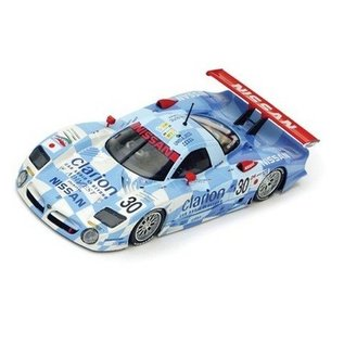 Slot It Nissan R390 GT1 Le Mans 1998 #30 Slot It 1:32 Slot Car