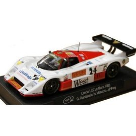 Slot It Lancia LC2 LeMans 1988 #24 Slot It 1:32 Slot Car