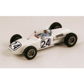 Spark Models 1960 Lotus 18 #24 Jim Hall US GP Spark 1:43