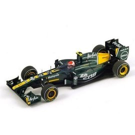 Spark Models Lotus T128 #21 Chinese GP 2011 Jarno Trulli Spark 1:43 Diecast