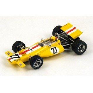 Spark Models McLaren M7C #27 US GP 1970 Jo Bonnier Spark 1:43