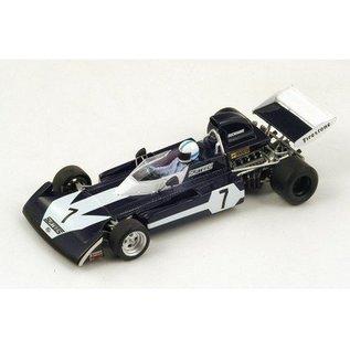 Spark Models Surtees TS14 #7 Italian GP 1972 John Surtees Spark 1:43