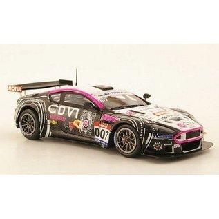 Spark Models Aston Martin DBR9 Team LMP Motorsport #007 GT Tour 2011 Spark 1:43