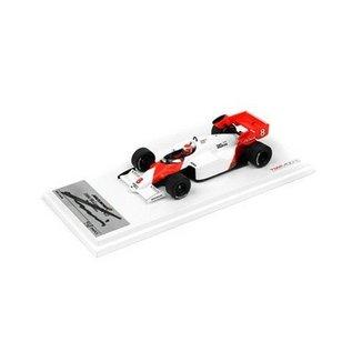 True Scale Miniatures 1984 McLaren MP4-2 World Champ Niki Lauda Signed TSM 1:43 Diecast