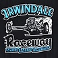 Classic Graphix Irwindale Raceway T-Shirt - Black