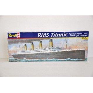 Revell-Monogram RMX RMS Titanic - RMX - Plastic Model Kit