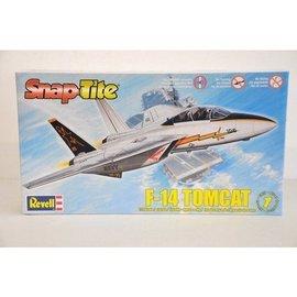 Revell-Monogram RMX F-14 Tomcat - RMX - 1:72 Scale Snap-Tite Plastic Model Airplane Kit