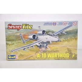 Revell-Monogram RMX A-10 Warthog - RMX - 1:72 Snap-Tite Plastic Model Airplane Kit