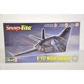 Revell-Monogram RMX F-117 Nighthawk - RMX - 1:72 Snap-Tite Plastic Model Airplane Kit