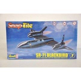 Revell-Monogram RMX SR-71A Blackbird - RMX - 1:72 Scale Snap-Tite Plastic Airplane Kit