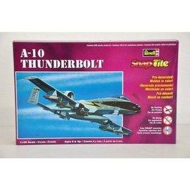 Revell-Monogram RMX A-10 Thunderbolt - RMX - 1:100 Scale Snap-Tite Plastic Airplane Kit