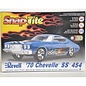 Revell-Monogram RMX 1970 Chevelle SS 454 - RMX - 1:25 Scale Snap-Tite Plastic Car Kit