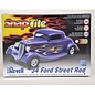 Revell-Monogram RMX 1934 Ford Street Rod - RMX - 1:25 Scale Snap Tite Plastic Model Kit