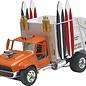Revell-Monogram RMX Tom Daniel Garbage Truck Revell 1:24 Plastic Kit