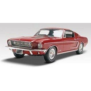 Revell-Monogram RMX 1968 Mustang GT 2 'n 1 - RMX - 1:25 Scale Plastic Model Car Kit