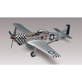Revell-Monogram RMX P-51D Mustang - Revell - 1:48 Scale Plastic Model Airplane Kit