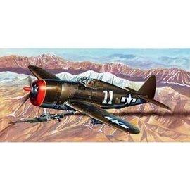 Revell-Monogram RMX P-47D Thunderbolt Razorback Revell 1:48 Plastic Kit