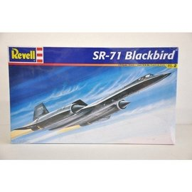 Revell-Monogram RMX SR71A Blackbird - RMX - 1:72 Scale Plastic Model Airplane Kit