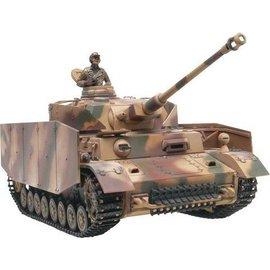 Revell-Monogram RMX Panzer IV Tank Revell 1:32 Plastic Model Kit