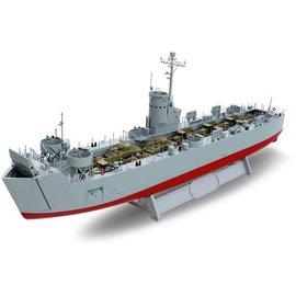 Revell US Navy Landing Ship Medium (early) Revell 1:144 Plastic Model Kit