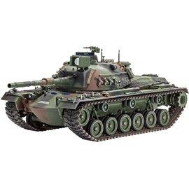 Revell M48 A2 GA2 Tank Revell 1:35 Plastic Model Kit
