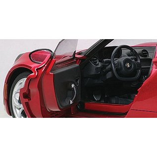Auto Art Alfa Romeo 4C Red Auto Art 1:18 Composite