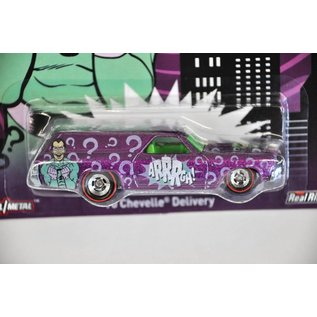 Hot Wheels HW 1970 Chevelle Delivery The Riddler Batman Series 1:64