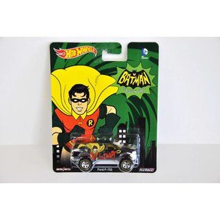 Hot Wheels HW Ford F-150 Robin Batman Series 1:64