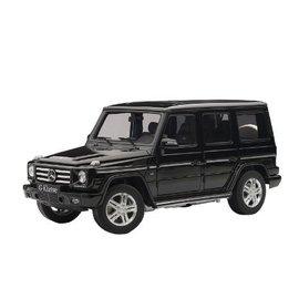Welly Die Casting Mercedes Benz G Class Black Welly 1:24 Diecast Car