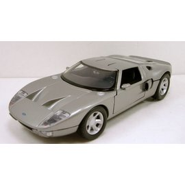 Motor Max Ford GT Concept Grey Motor Max 1:24 Diecast Car