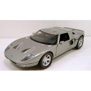 Motor Max Ford GT Concept Grey Motor Max 1:24 Diecast Car