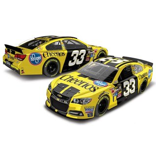 Action Racing Collectibles 2015 Chevy SS #33 Cheerios Kroger Ty Dillon Action 1:24 Diecast Car