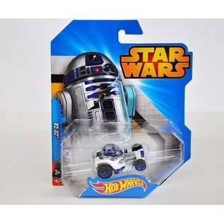 Hot Wheels Hot Wheels R2-D2 Star Wars Series Mattel 1:64 Diecast Model Car