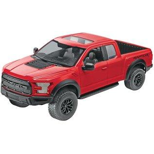 Revell-Monogram RMX 2017 Ford F-150 Raptor in Red Revell 1:25 Scale Plastic Model Kit