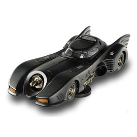 Hot Wheels Hot Wheels Elite Batman Returns Batmobile Mattel 1:18 Scale Diecast Model Car